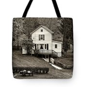 Country Living Sepia Tote Bag