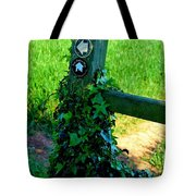 Country Post Tote Bag