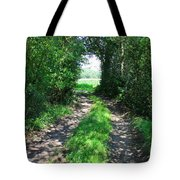 Country Road Tote Bag by Carol Groenen