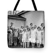 Country School Tote Bag