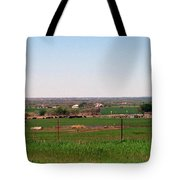 Country Side Tote Bag