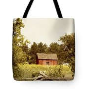 Countryside Tote Bag by Margie Hurwich
