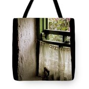 County Kerry, Ireland Cottage Window Tote Bag