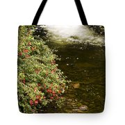 County Kerry, Ireland Fuchsia Bush Tote Bag
