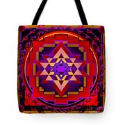 Courage 2012 Tote Bag