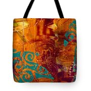 Courageous Journey I Tote Bag