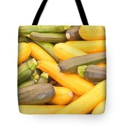Courgettes Tote Bag