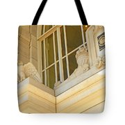 Courthouse 10 Tote Bag