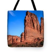 Courthouse II Tote Bag