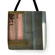 Courthouse Window 3 Tote Bag