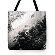 Courtyard Royal Street New Orleans Tote Bag