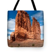 Couthouse Tote Bag