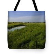 Cow Field 1 Tote Bag