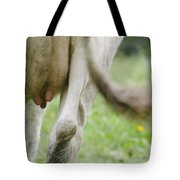 Cow Nips And Tail Tote Bag