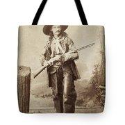 Cowboy, 1880s Tote Bag by Granger