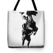 Cowboys, 1909 Tote Bag