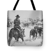 Cowgirls Are Cowboys Too Tote Bag