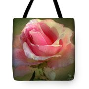 Coy Blush Tote Bag