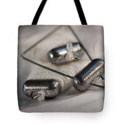Crab Lines Tote Bag
