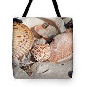 Crab Shell Tote Bag