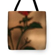 Cracked Flower Tote Bag