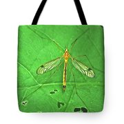 Crane Fly 7623 Tote Bag