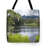 Crane Lake, Tongass National Forest Tote Bag