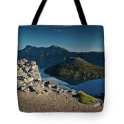 Crater Lake Afternoon Tote Bag