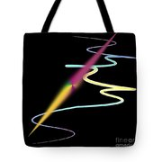 Create Your Own Path Tote Bag