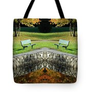 Creation 9 Tote Bag