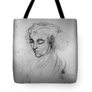 Creation Of A Fairy Tote Bag