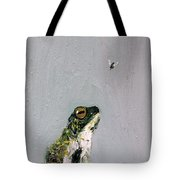 Creation Rocks And Tremble Top And Base Tote Bag