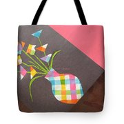 Creative Mind Unfolds  Tote Bag