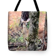 Creature Of The Forest Tote Bag