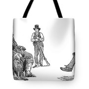 Creek Chiefs & Squatter Tote Bag