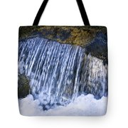 Creek In Mount Rainier National Park Tote Bag
