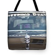Creeping Death Tote Bag