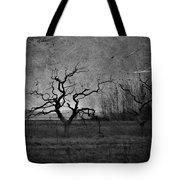 Creepy Way Home Tote Bag