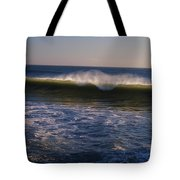 Cresting To The Glory Tote Bag