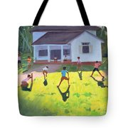 Cricket Tote Bag by Andrew Macara