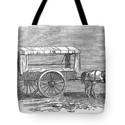 Crimean War: Ambulance Tote Bag