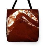 Crinkle Tote Bag