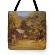 Crippen Ranch Tote Bag