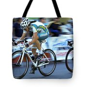 Criterium Bicycle Race 3 Tote Bag
