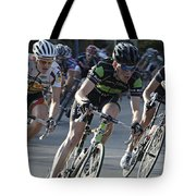 Criterium Bicycle Race 6 Tote Bag