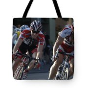 Criterium Bicycle Race 7 Tote Bag