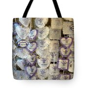 Croatian Lavender Tote Bag