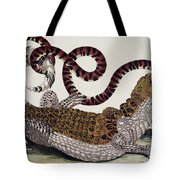Crocodile & Snake Tote Bag