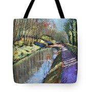 Cromford Canal Tote Bag