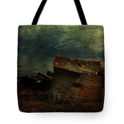 Crooked Breeze Revisited  Tote Bag